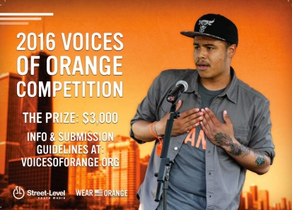 Voices of Orange Talent Competition