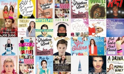 YouTubers Write BooksToo!